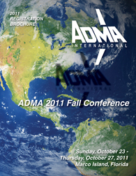 2011 Fall Brochure Cover